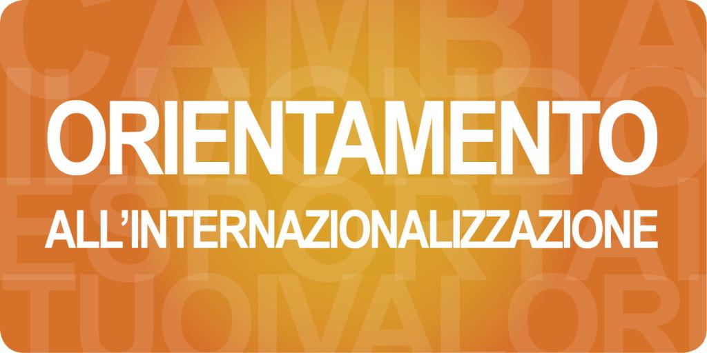 Pulsante Sportello Internazionalizzazione