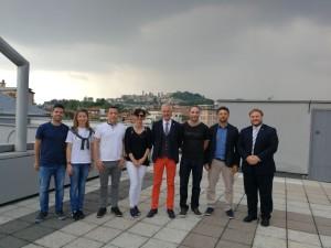 Accoglienza della delegazione spagnola presso Confartigianato Imprese Bergamo