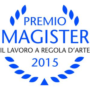 Logo Premio Magister