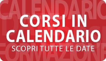 Formazione - date corsi in calendario