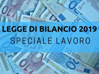 EVID_legge_bilancio_2019_LAVORO