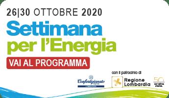 Settimana per l'Energia 2020