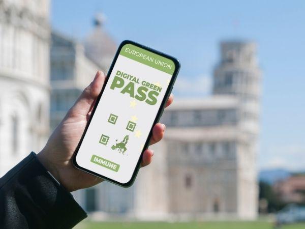 EVID_Green pass